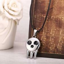 Soul Eater Death The Kid Ring Inspired Pendant Necklace Anime Cosplay Jewelry