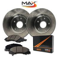 [Front] Rotors w/Ceramic Pads OE Brakes (2008 - 2012 Avenger Caliber)