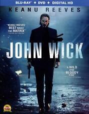 JOHN WICK NEW BLU-RAY/DVD
