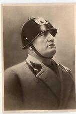 WW2 PNF  MUSSOLINI UNIFORME MVSN ELMETTO 33 1937