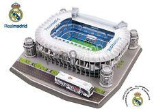 REAL MADRID SANTIAGO BERNABEU STADIO ~ 3D Puzzle ~ Licenza Ufficiale PRO