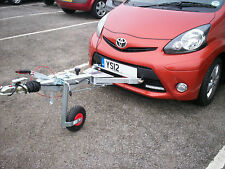 Towing A Frames fitted to Smart cars 02-2015 -Toyota Aygo-Peugeot 107-Citreon C1
