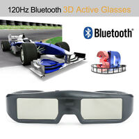 120Hz Virtual Reality 3D Wireless Active Glasses Rechargeable For Samsung 3D TV
