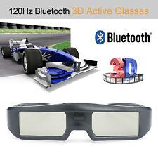 120Hz realtà virtuale 3D senza fili occhiali attivi ricaricabili per Samsung 3D