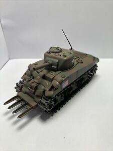 Char Miniature 1/50 Solido - Sherman M4 A3