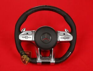MERCEDES S63 W222 CARBON LENKRAD S500 S400 S350  ECHT CARBON .