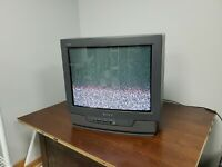 "*Local Pickup* 20"" Sony Trinitron CRT Color TV KV-20TS29 No Remote, Retro Gaming"