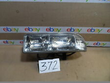 1998 - 2005 Chevrolet S-10 Blazer DRIVER Side Headlight Used front Lamp #372-H