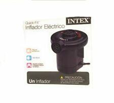 Intex Electric Pump Quick-Fill Air Bed Mattress Multi-Use 120V AC #66619WL New