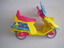 Vintage Barbie Mattel Arco 1989 Scooter