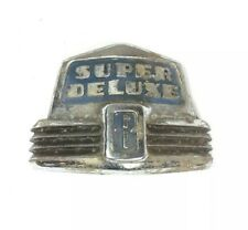 1947-1948 Ford SUPER DELUXE 8 Hood Ornament Emblem Badge