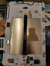 GENUINE SAMSUNG GALAXY TAB A 10.1 SM-T585 LCD SCREEN DIGITIZER IN FRAME