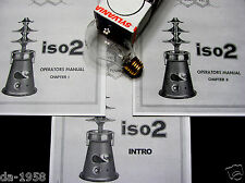 Thai Power Iso2 Oil Extractor Manuals with 116 watt Iso 2 Replacement Bulb