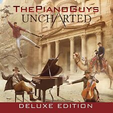 Uncharted [Deluxe Edition] [CD+DVD] - The Piano Guys (CD, 2016, 2 Discs, Sony)