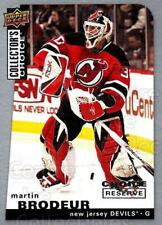 2008-09 Collectors Choice Reserve Silver #104 Martin Brodeur