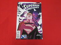 SUPERMAN UNCHAINED #2 1:25 VILLAINS VARIANT COVER PARASITE NM/M