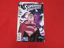 SUPERMAN UNCHAINED #2 1:25 VILLAINS VARIANT COVER PARASITE NM/M