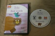 USED Baby's Beginnings First Words DVD (NTSC)