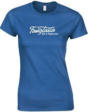 Fangtasia, True Blood inspired Ladies Printed T-Shirt Women Tee New Short Sleeve