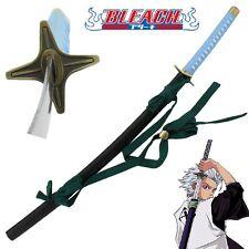 Bleach Hitsugaya Toushiro Hyorinamaru Zanpakuto Sword w/Shoulder strap/ RACK
