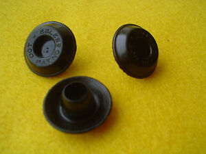 Land Rover Series 2A  Dash Panel Blank Plugs x2