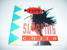 CLUB JOY - SLEEPING CHILD * RARE 3 track CD SINGLE HOLLAND 1994 *