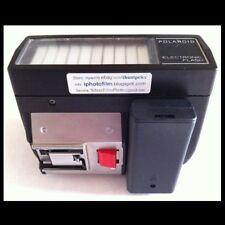 #•2-AA/Li-Ion14500•# GOOD FLASH 365 for Polaroid Land 360 camera=NO charger need