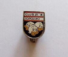 Club Di Topolino - Walt Disney - Qui Quo Qua 1 Stella - Spilla Corta - Pins