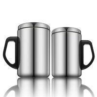 350/500ml Stainless Steel Insulation Thermal Mug Coffee Milk Water Tea Cup