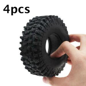 "1.9"" 120mm RC Tires Tyre for Traxxas TRX-4 SCX10 D90 1:10 RC Rock Crawler Car"
