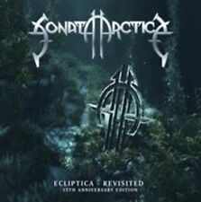 Ecliptica [Revisited:15th Anniversary Edition] SONATA ARCTICA CD
