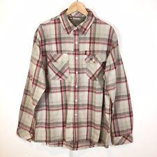 SIMMS Guide Series Kenai LS Plaid Long Sleeve Fishing Shirt Size Large