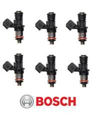 GENUINE Bosch 0280158333 1650CC 157lbs EV14 Short Fuel Injectors (6) *IN STOCK*