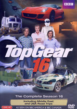 Top Gear - The Complete Season 16 New DVD