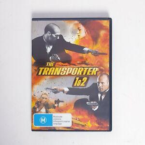 The Transporter 1 + 2 Movie DVD Free Postage Region 4 AUS - Action