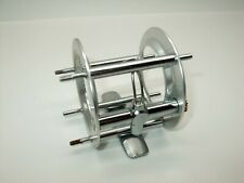 ABU AMBASSADEUR 6000C SILVER REEL FRAME CAGE UNUSED PART 975010