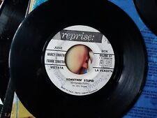 "7"" PROMO F.& NANCY SINATRA SOMETHIN' STUPID HARPER'S BIZARRE 59TH ST.BRIDGE SONG"