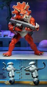 Teenage Mutant Ninja Turtles Actionfiguren 3er-Pack Triceraton Infantryman & ...