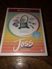 American Girl Joss Meet Accessories NIB NRFB