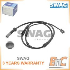 SWAG FRONT LEFT BRAKE PAD WEAR WARNING CONTACT BMW X3 F25 20937437 34356790303