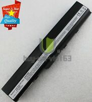 Notebook Li-ion Battery for Asus A32-K52 K52F 07G016G51875 90-NA51B2100