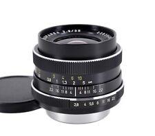 M42 Voigtländer Color-Skoparex 35 mm 1:2,8 *wie NEU* adaptierbar an digital