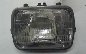 Driver Headlight Without Red Stripe Fits 85-94 ASTRO 45820