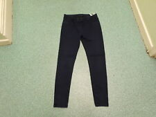 "Marks & Spencer Jeggings Jeans Med/Large Leg 30"" Faded Dark Blue Ladies Jeans"