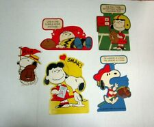 Peanuts Snoopy Lucy /& Linus Children/'s Growth Chart  NEW 5 Feet Cardboard Height