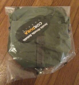 Supreme Neck Pouch Bag Olive FW20 FW20B12 Supreme New York 2020 Brand New DS