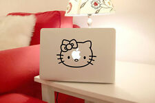 Hello Kitty Apple Macbook laptop vinyl decal skin made in Australia