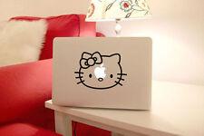 Hello Kitty Apple Macbook laptop vinyl decal skin made in Australia