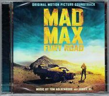Mad Max: Fury Road drogata XL (Tom halkenborg) OST COLONNA SONORA CD George Miller