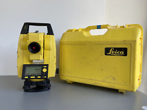 Leica Builder 209 Total Station - PARTS - AS IS